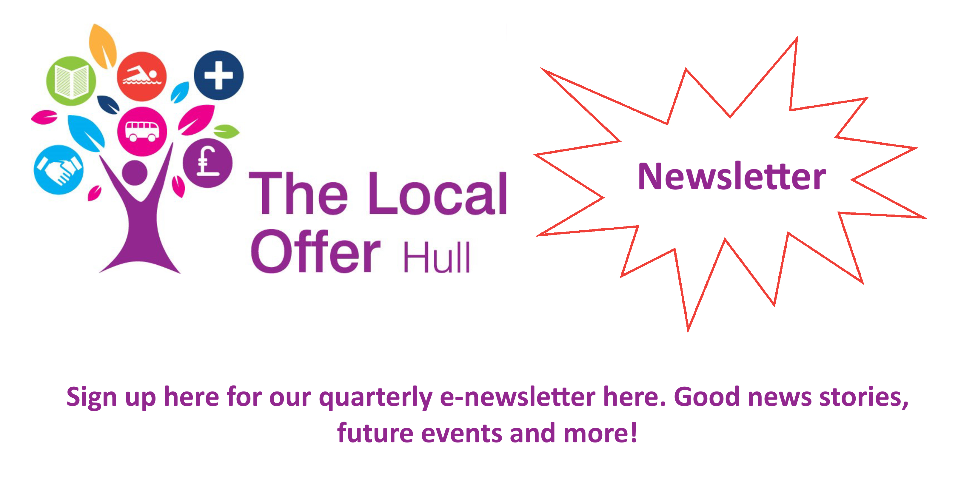 Local offer newsletter